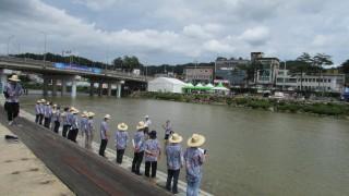 제22회 온라인 봉화은어축제(8.1) - 개막(은어방류 퍼포먼스)